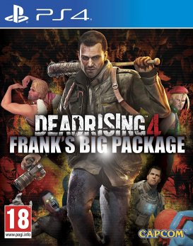 Dead Rising 4 Franks Big Package PS4